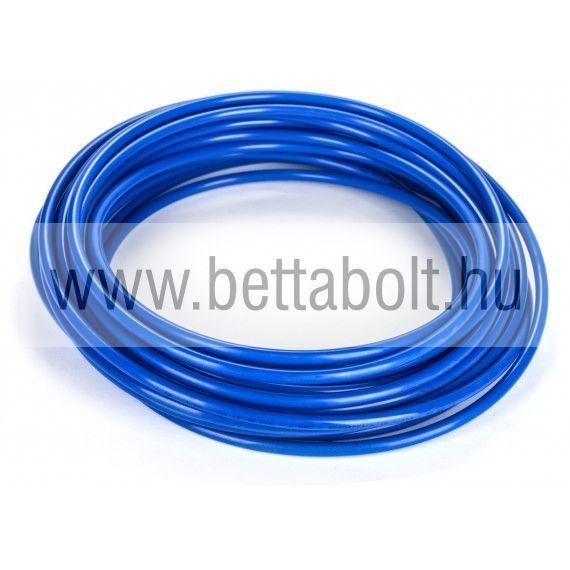 PA 12 egyenes tömlő 12/10 mm kék
