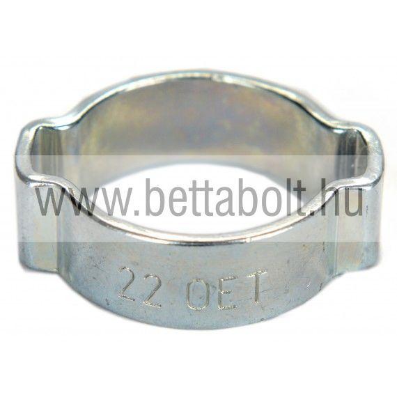 Bilincs 23,0-27,0 mm