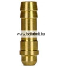 """Tömlővég 6 mm 3/8"""" hollandihoz"""