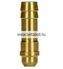 Tömlővég 9mm 1/2 hollandihoz
