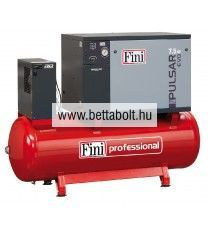 Kompresszor PULSAR EVO BK114-500-5,5-ES hűtveszárítóval