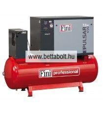 Kompresszor PULSAR EVO BK120-500-10-ES hűtveszárítóval