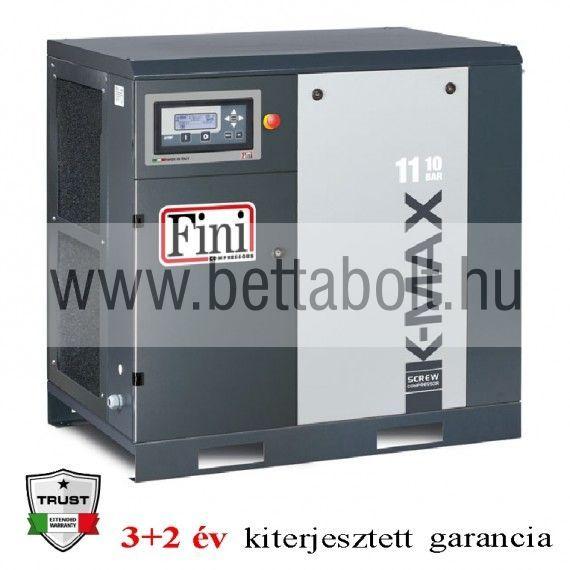 Csavarkompresszor K-MAX 1110