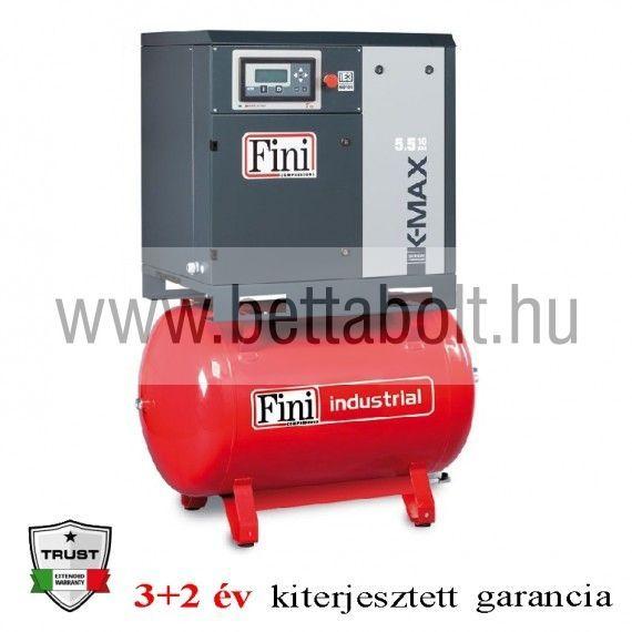Csavarkompresszor K-MAX 5,5-10-270F