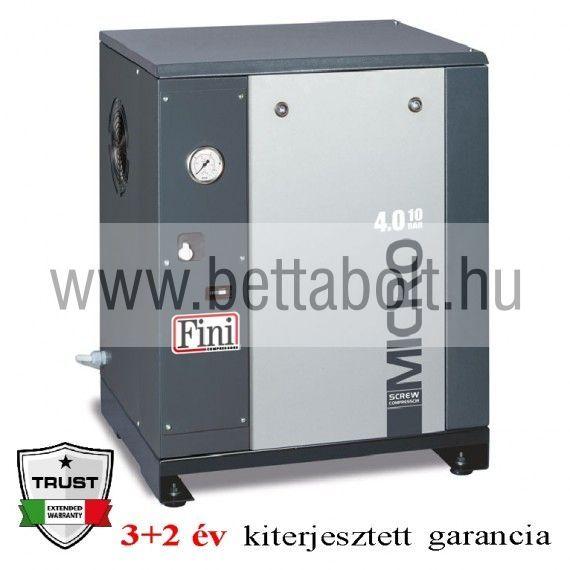 Csavarkompresszor MICRO 5.5-10 (IE3)