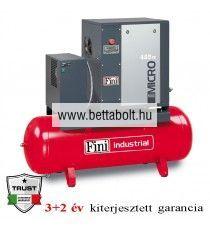 Csavarkompresszor hűtveszárítóval MICRO 5.5-08-500 ES (IE3)