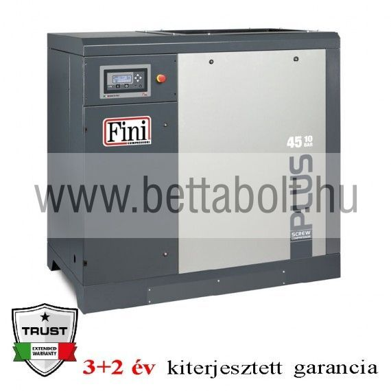 Csavarkompresszor PLUS 45-08 (IE3)