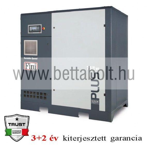 Csavarkompresszor hűtveszárítóval PLUS38-08 ES VS (IE3)