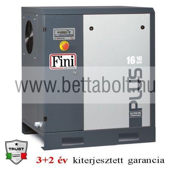 Csavarkompresszor PLUS 8-10 (IE3)