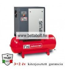 Csavarkompresszor PLUS 11-10-500 (IE3)