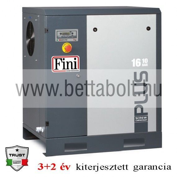 Csavarkompresszor PLUS 18.5-08 (IE3)