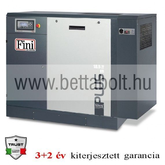 Csavarkompresszor hűtveszárítóval PLUS 18.5-13 ES (IE3)