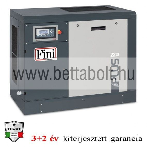 Csavarkompresszor PLUS 22-08 (IE3)