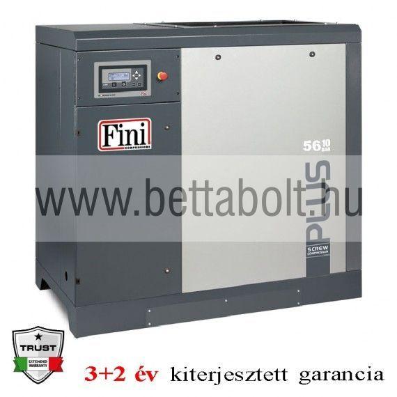 Csavarkompresszor PLUS 56-08 (IE3)