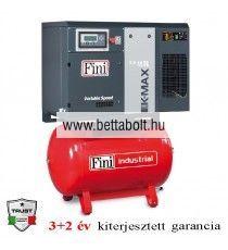 Csavarkompresszor hűtveszárítóval K-MAX 7,5-10-270F ES VS