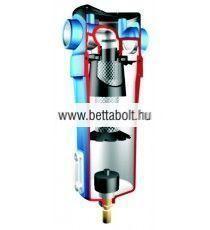 Kondenzátum szeparátor SRA0500 AL 50000l/p
