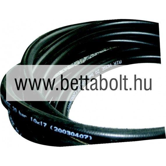 Forróvíztömlő 8x15 mm 20 bar