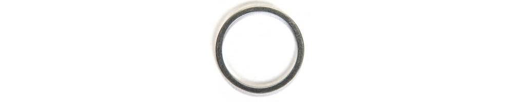 Alumínium tömítőgyűrűk