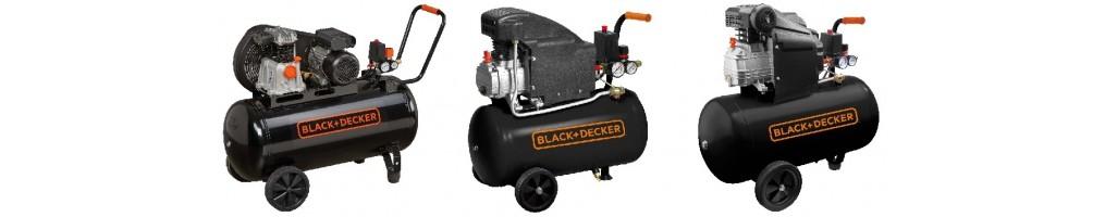 Black + Decker kompresszorok (1,1- 1,5 kW)