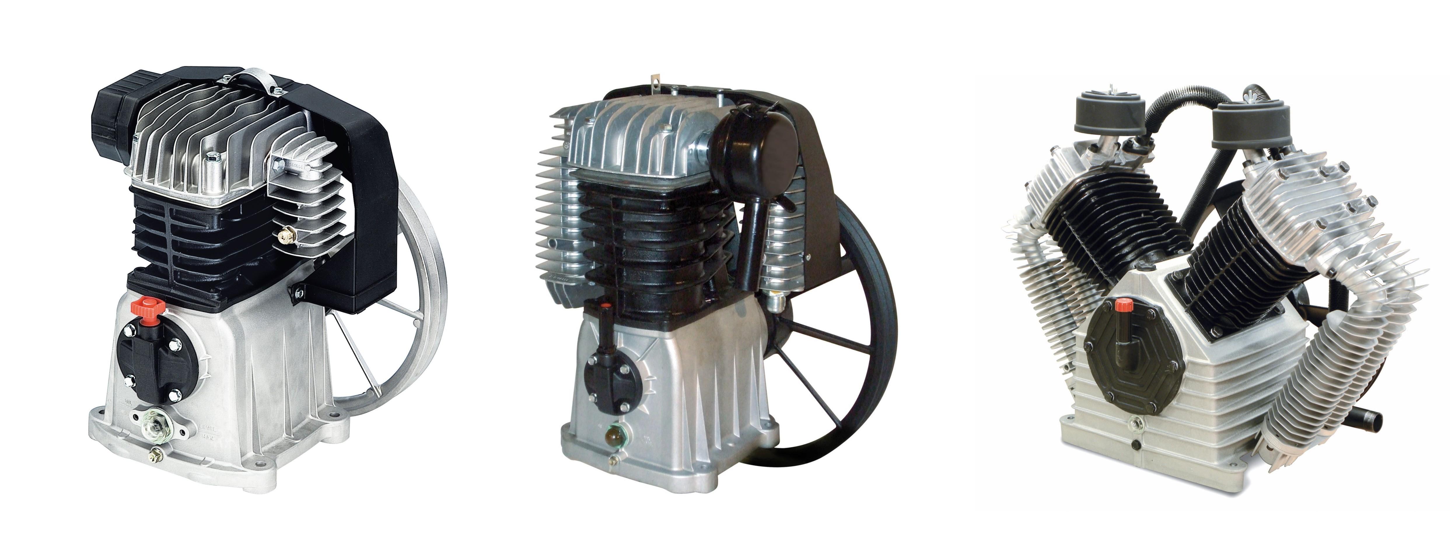 Kompresszorpumpák (0,55-15 kW)
