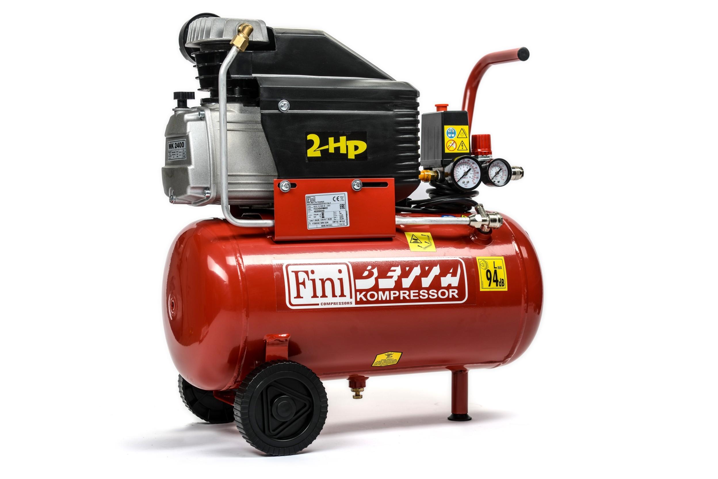 Amico kompresszorok (1,5 kW)