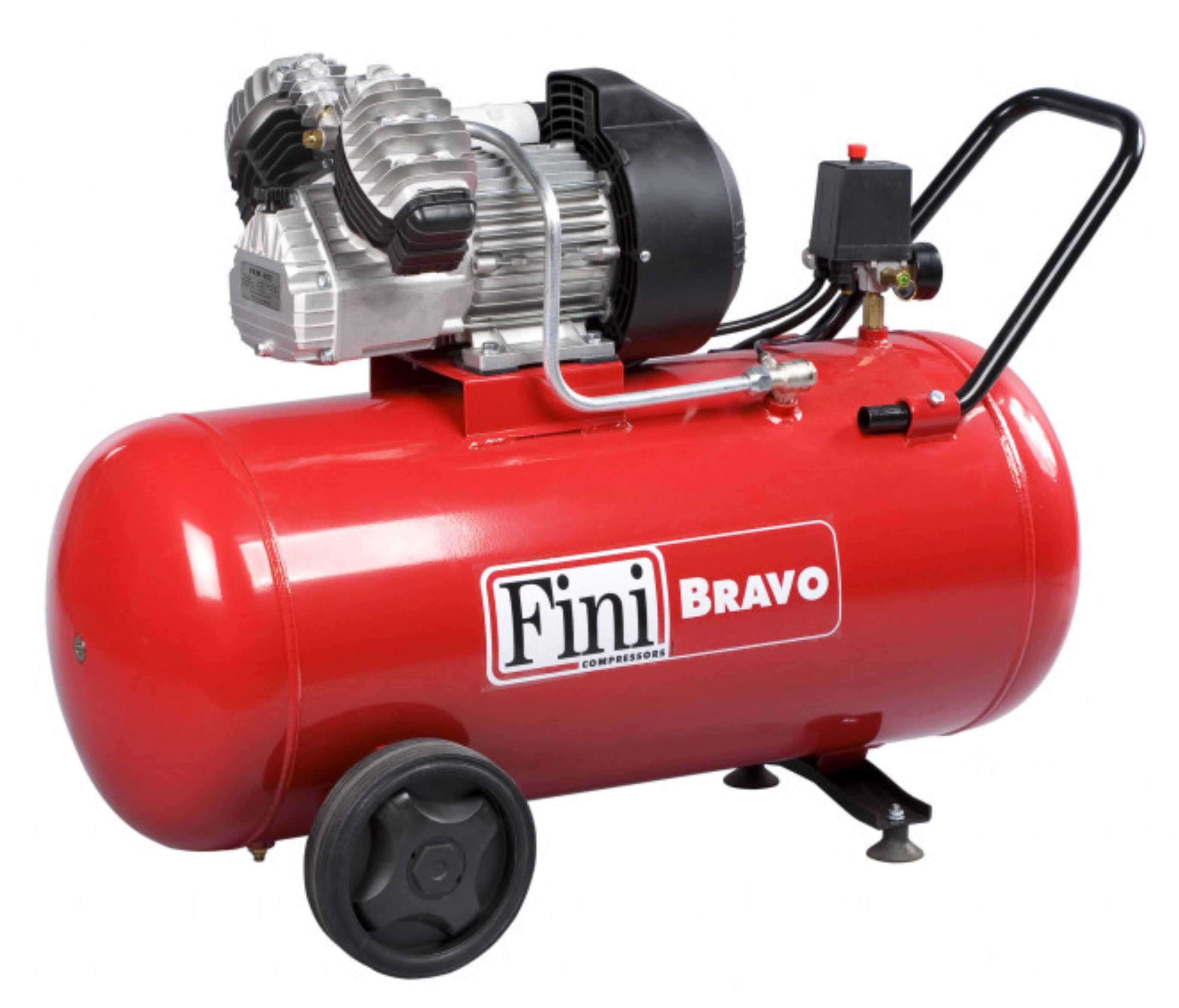 Bravo kompresszorok (2,2-3 kW)