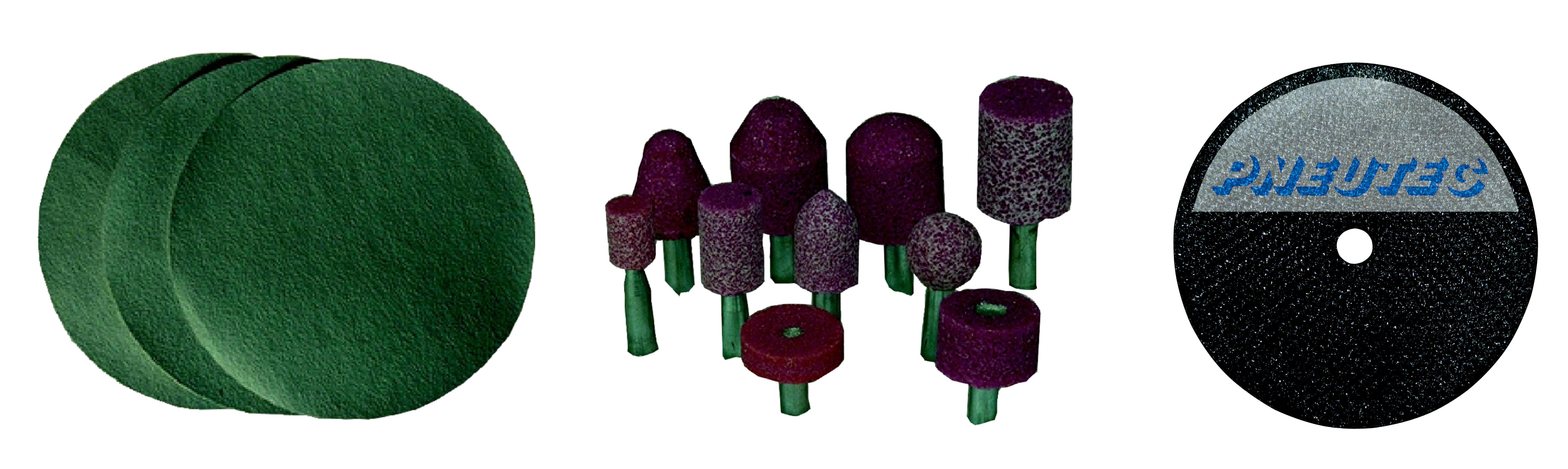 Csiszoló és polírozó gépek tartozékai