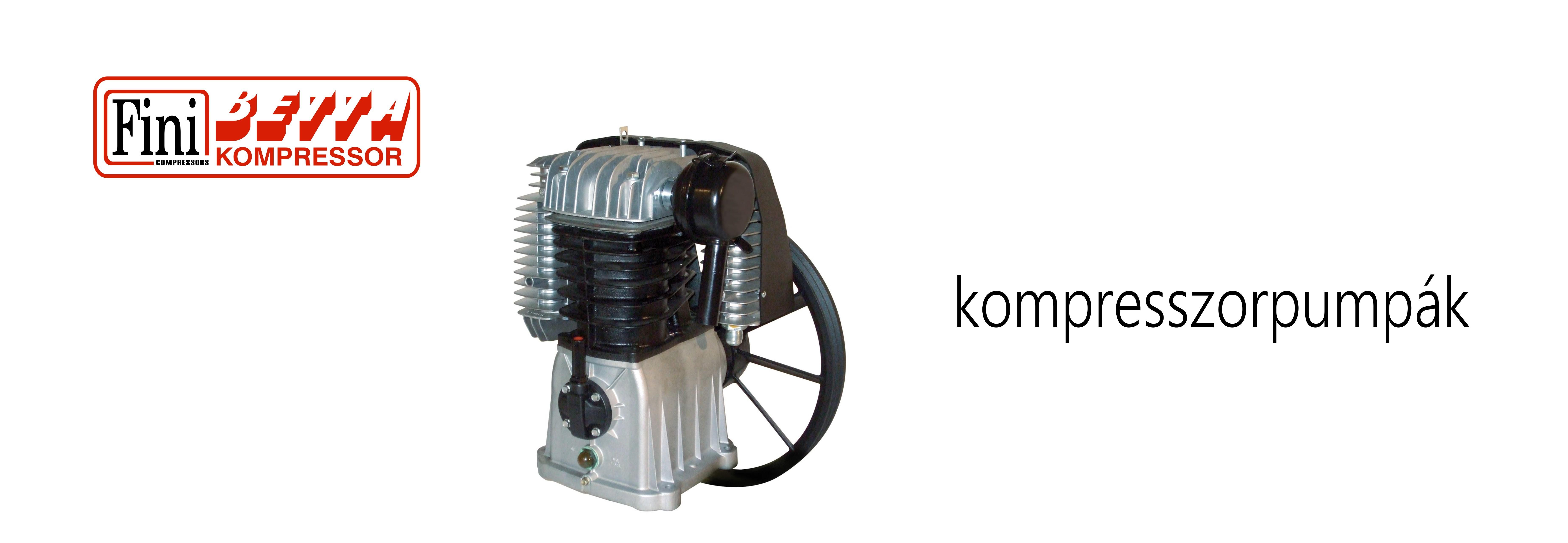 kompresszorpumpák